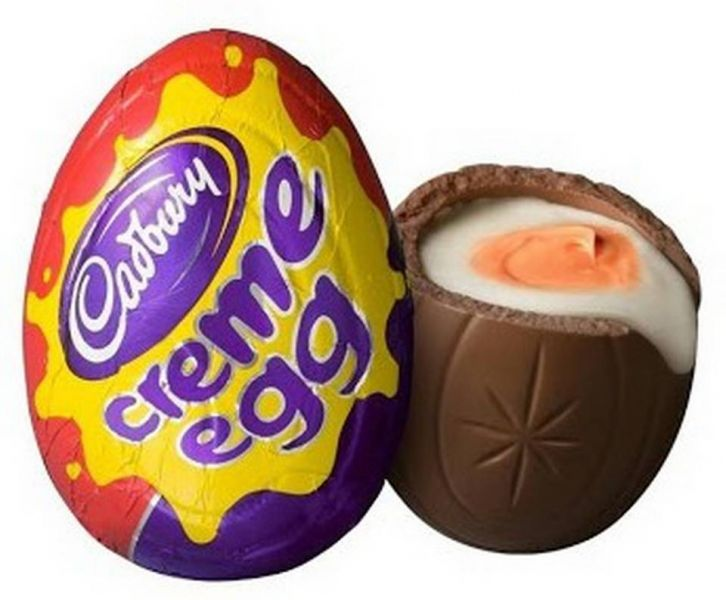Blog # 6 - 15 Ways To Burn Off A Creme Egg!