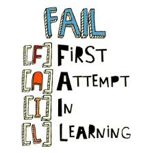 Blog # 8 - Why Do We Always Fail?
